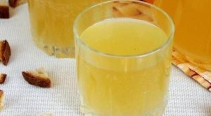 Апельсиновый освежающий квас и рецепт его приготовления