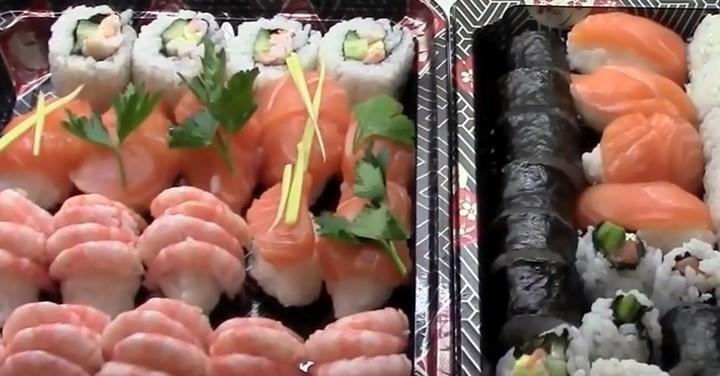 Суши — секрет японского долгожительства